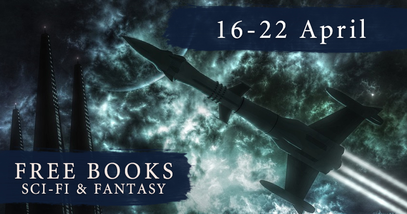 SCI-FI and Fantasy Ebook Giveaway featuring Sleepless Flame