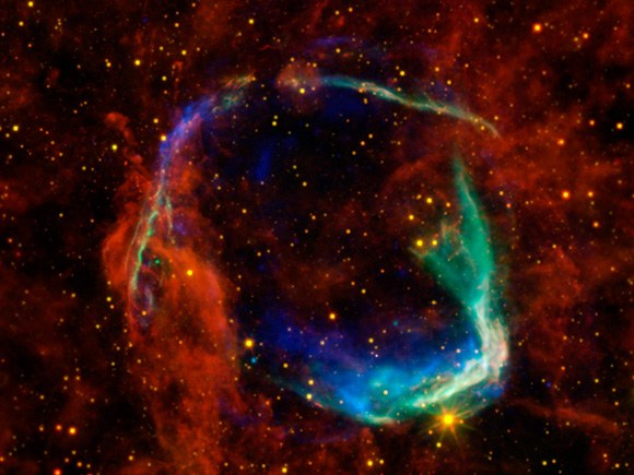 Photograph: nasa/E.S.A./J.P.L.-Caltech/U.C.L.A./C.X.C./S.A.O.
